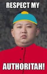 kimmy respect my authoritah