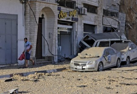 Bethlehem Bible College Concerned for Family, Civilians as Human Rights Groups Point to War Crimes in Gaza