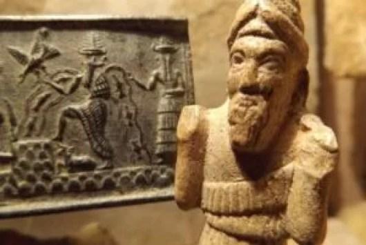 Antiga civilização perdida dos Anuna