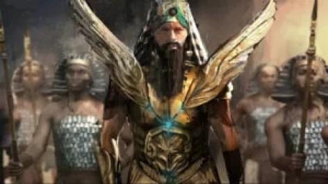 Enki, o senhor da criação na mitologia suméria