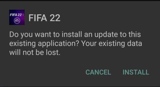 Fifa 22 apk mod download + obb data offline game (best graphics) for android devices