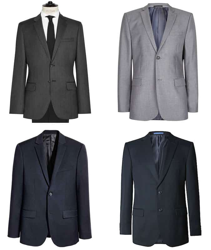 the best cheap suits for men