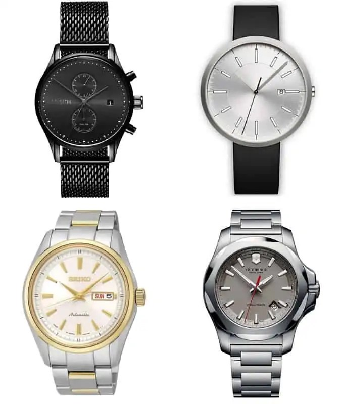 the best all-occasion steel watches for men