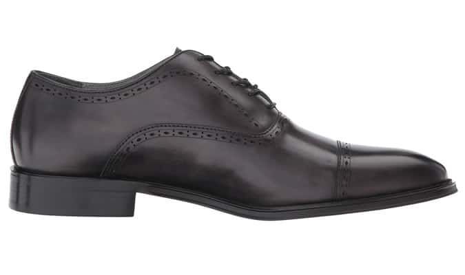 Kenneth Cole Design 10221 Punched Toecap Oxford Shoes