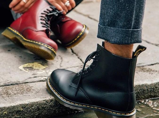 Dr Martens men's boots