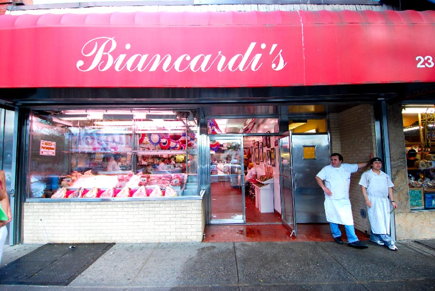 The office address is located at 3994 white plains road, bronx, new york 10466. Biancardi S Meat Market Bronx Little Italy Arthur Avenue