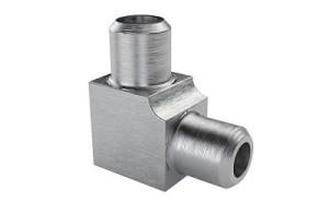 Отвод точеный - Угольник Ру до 100 МПа