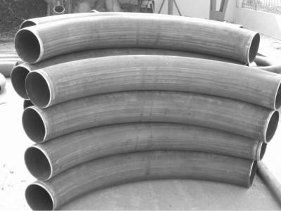 Трубы гнутые с большим радиусом изгиба