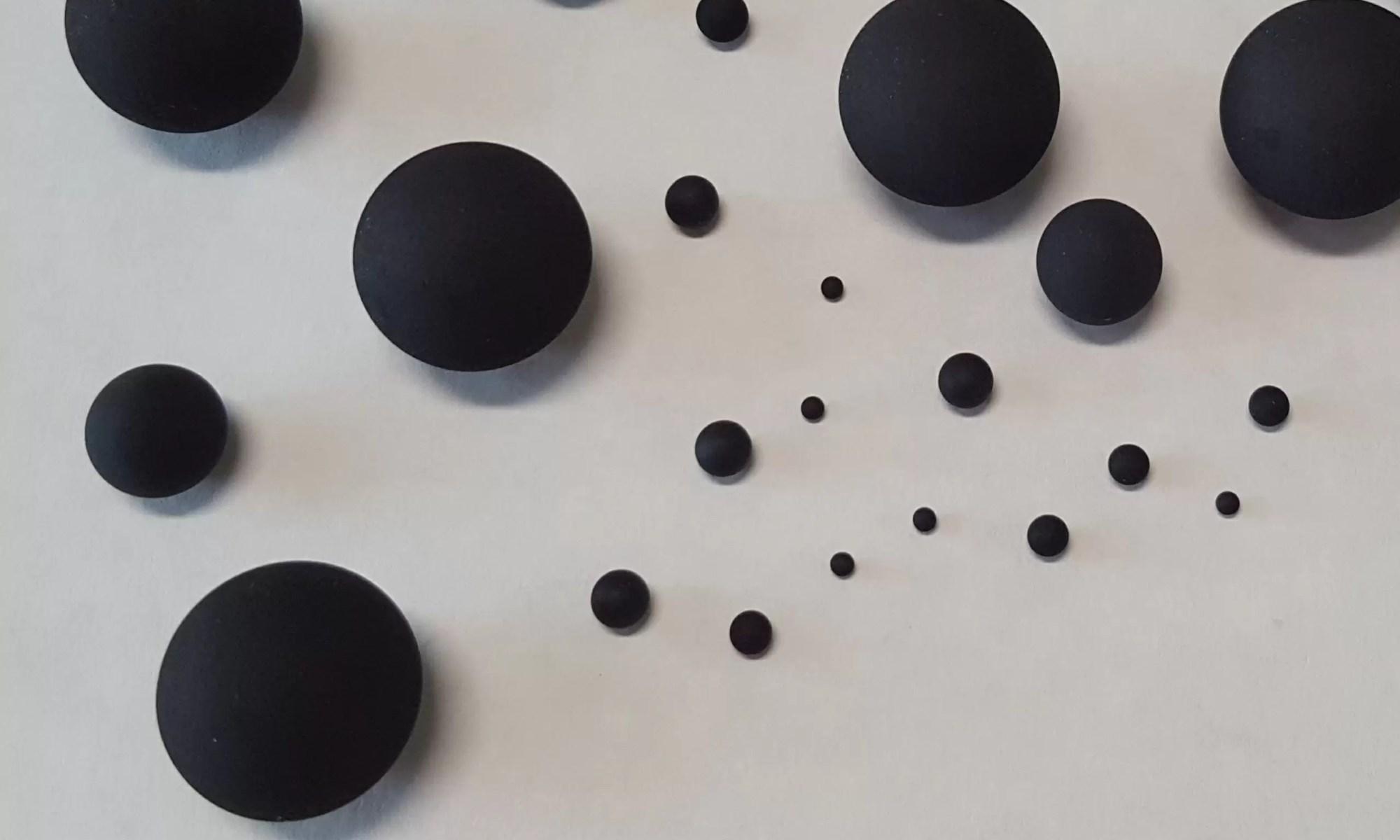 ball-EPDM-Closed Cell Sponge Rubber