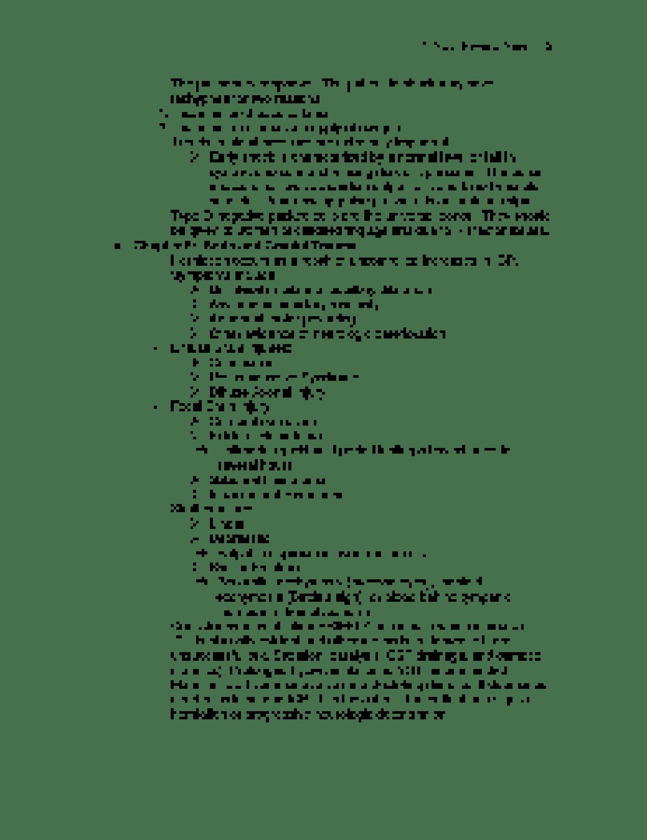 SOLUTION: TNCC Trauma Nurse Core Course Study Guide