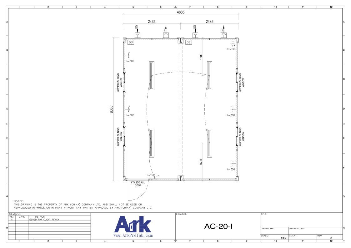 Producto > Flatpack_Modular Building, Mobile Camp, Modular