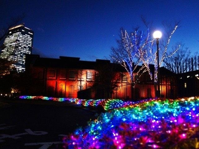 「ノリタケの森 クリスマスガーデン」の画像検索結果