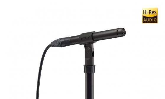 ECM-100N Omni-directional Lavalier Condenser Microphone