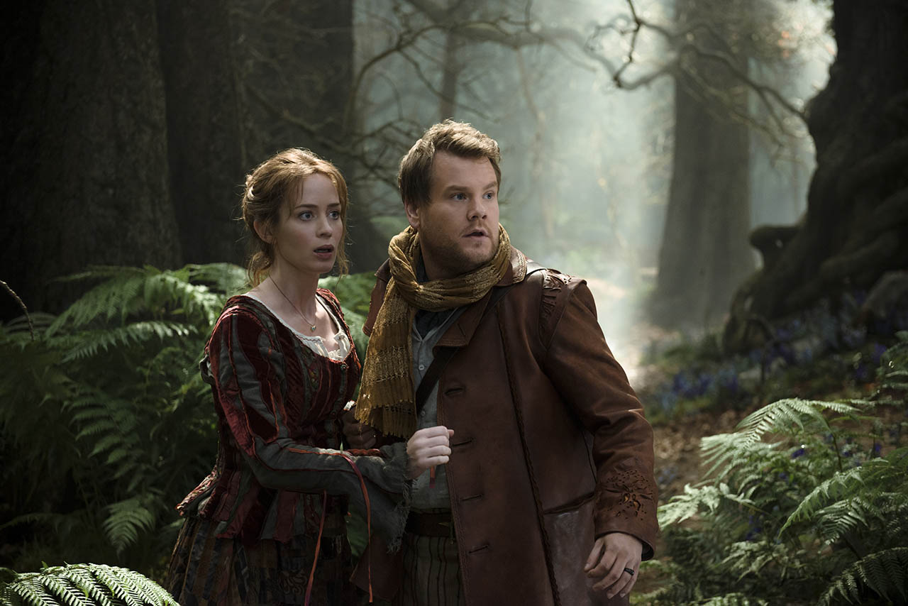 Foto Emily Blunt en Into the Woods