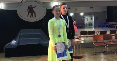 Srebrny medal Filipa i Marty w tańcu!