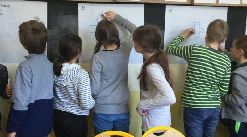 """Metoda """"Myślącej klasy"""" na lekcjach matematyki"""