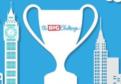 """Konkurs języka angielskiego """"The Big Challenge 2021"""""""