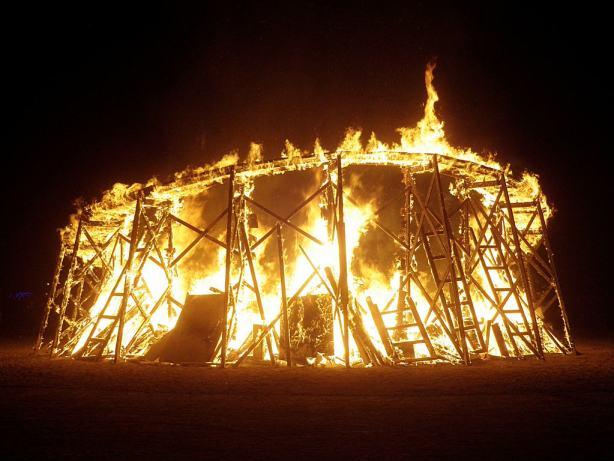 The burning Shame Temple (#2)