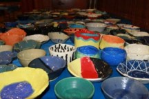 Bowls from 2012 event
