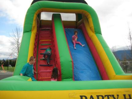 Snoqualmie Valley Y's Healthy Kids Day 2012
