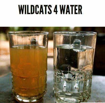 wildcats for water