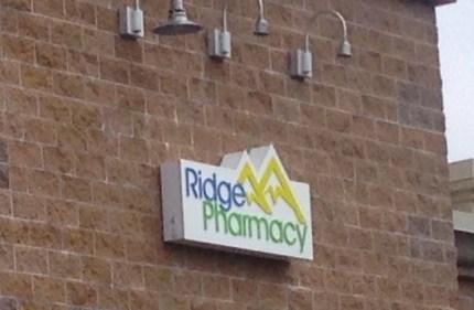 RidgePharmacySign