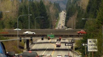 SR 18 heading up Tiger Mountain near Snoqualmie will have directional closures starting this weekend.