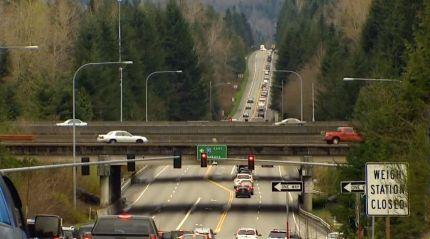 SR 18 / I-90 Interchange.