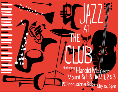 jazz at the club