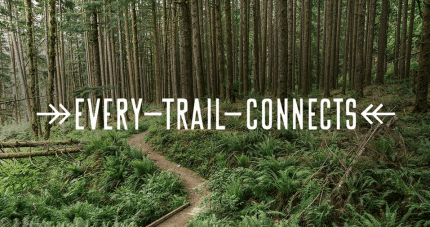 trail connects