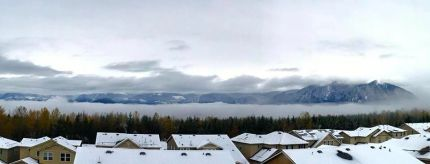 ridge snow