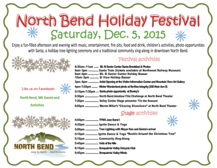 NB Holiday festival