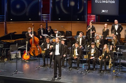 2014-15 MSHS Jazz Band 1 at the 2015 Essentially Ellington competiton