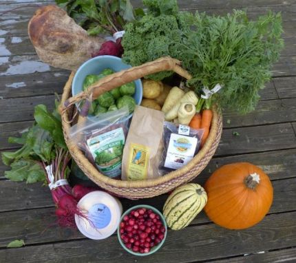 SVFC Thanksgiving Box. Photo: Facebook