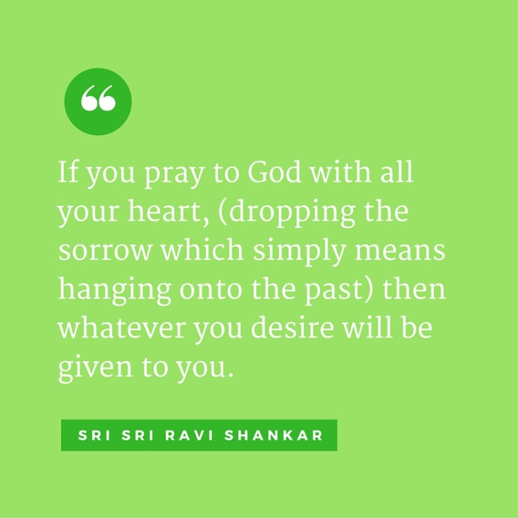 14 life changing quotes from Sri Sri Ravi Shankar's commentary on