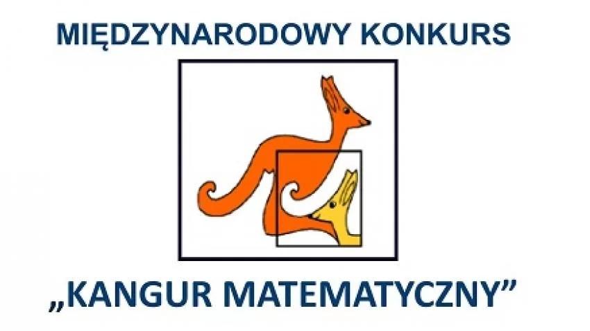Kangur Matematyczny – online | SP nr 38