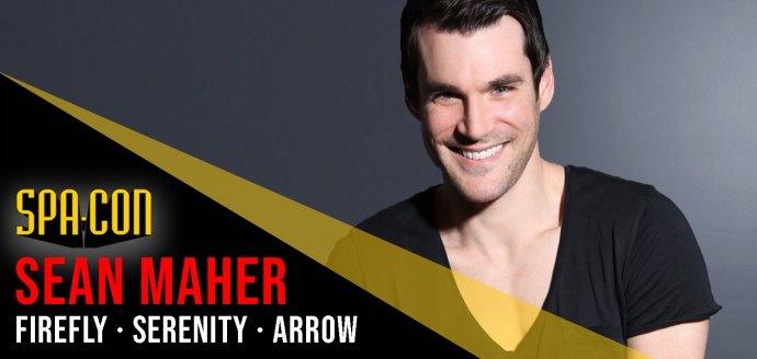 Sean Maher | Spa Con Guest