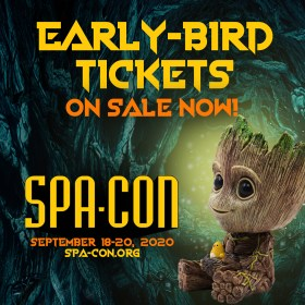 Spa-Con 2020 | Hot Springs, AR