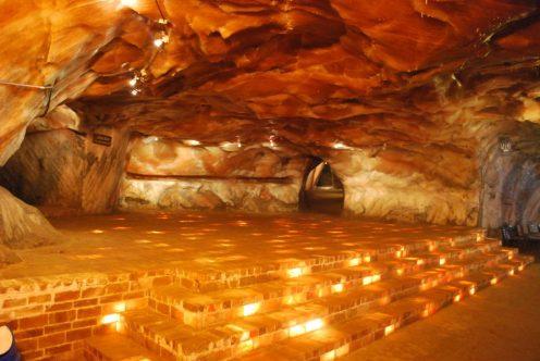 соляная шахта, Кхевра,гималайская соль