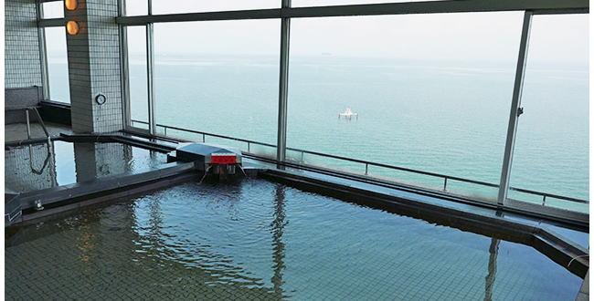 「彦根千乃温泉 かんぽの宿「彦根」~6階から琵琶湖を望む温泉」のアイキャッチ画像