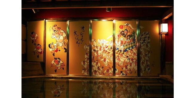 「福岡空港近くの博多の森「湯処」月の湯~空港から近いスーパー銭湯」のアイキャッチ画像