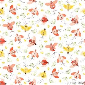 Lady Bug - Julie Hamilton Creative {artistically afflicted blog}
