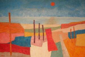 'Terug naar de kust', Henk-Claire Loeffen
