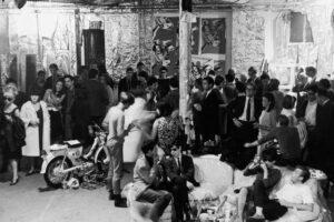 The Factory van Andy Warhol