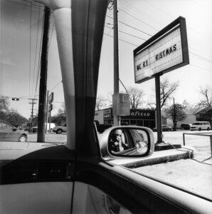 Lee Friedlander, Texas, 2006, from 'America by car'