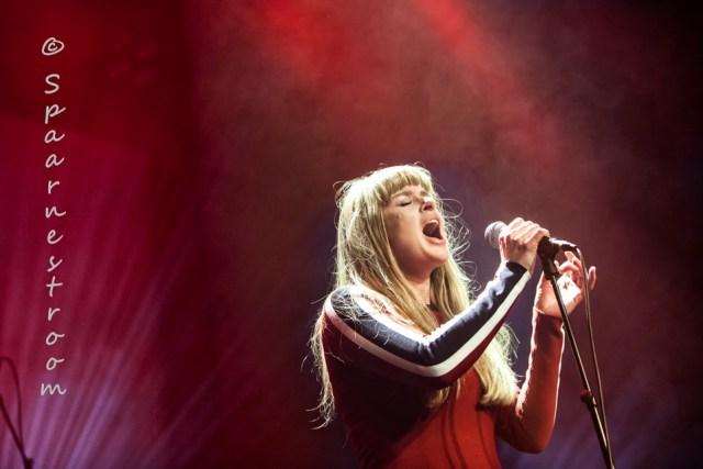 zangeres Sandra Nieuwland
