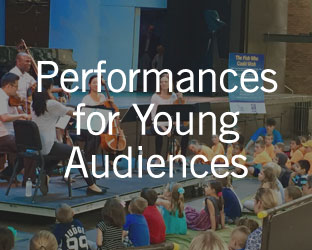Performances for Young Audiences