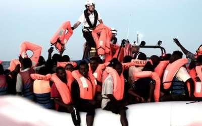 Flüchtlinge dürfen nicht nach Deutschland