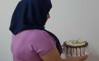 Rawan: Backen ist ihre Leidenschaft