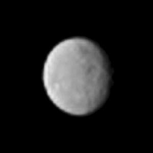 Ceres Zoomed In